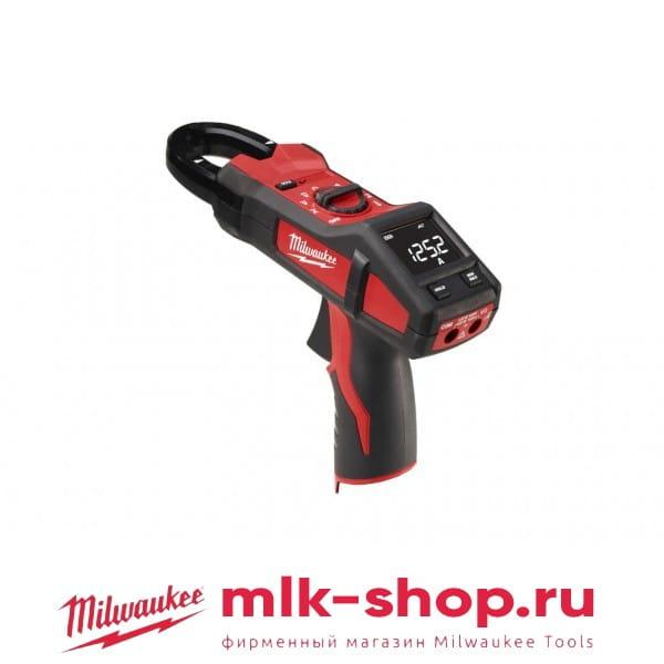 Аккумуляторные токовые клещи Milwaukee C12 CMH-0