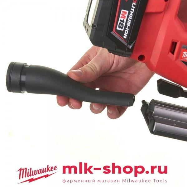 Аккумуляторный лобзик Milwaukee M18 FUEL FJS-502X