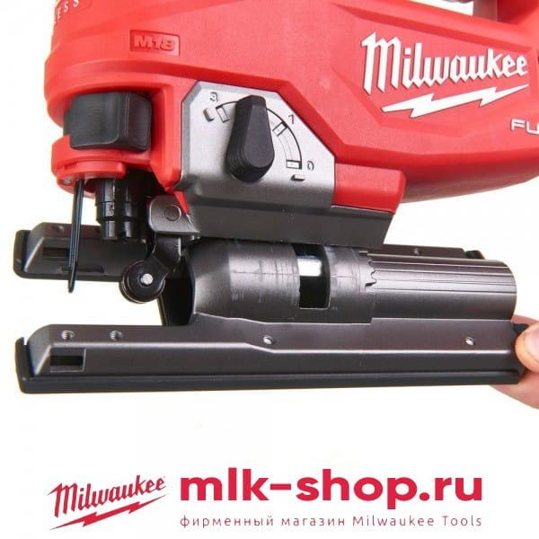 Аккумуляторный лобзик Milwaukee M18 FUEL FJS-0