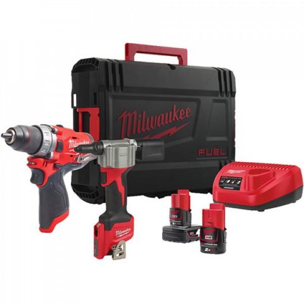 M12 FPP2S-422X 4933471682 в фирменном магазине Milwaukee