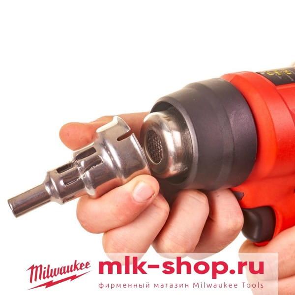Аккумуляторный фен Milwaukee M18 BHG-0