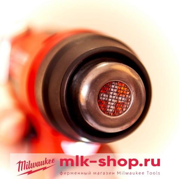 Аккумуляторный фен Milwaukee M18 BHG-501C