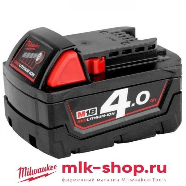 Набор инструментов Milwaukee M18 BPP2I-402C Set Power Pack IN2
