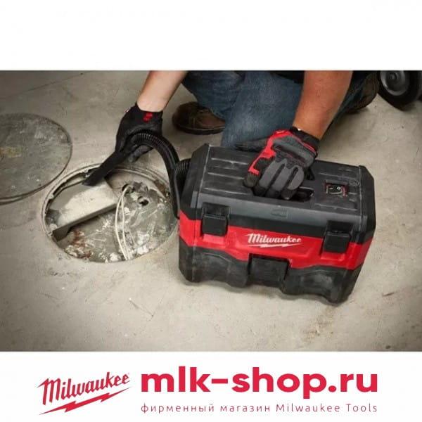 Аккумуляторный пылесос Milwaukee M18 VC2-0