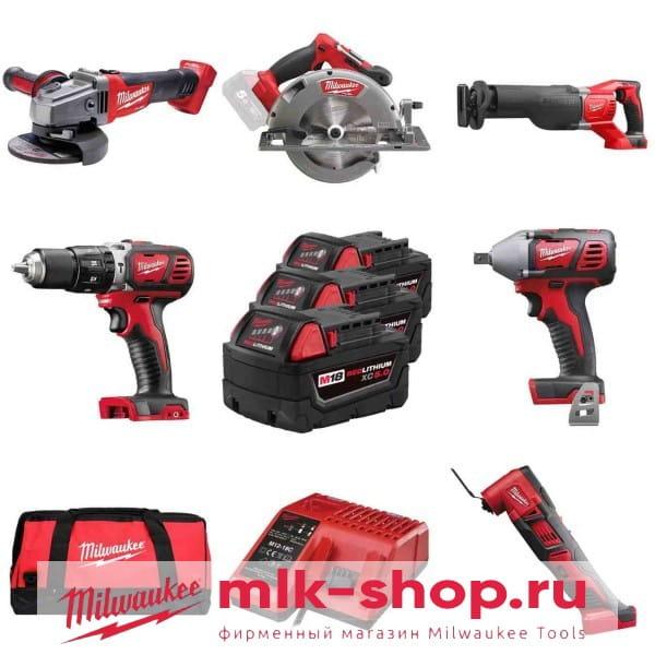 M18 BPP6A-503D 4933446936 в фирменном магазине Milwaukee